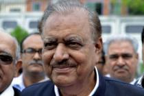 巴基斯坦选出了新总统