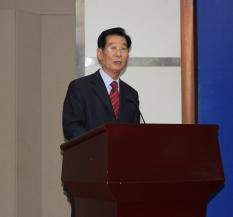 中国国际问题研究基金会举行换届大会