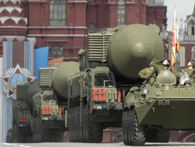 俞 邃:反导系统:美俄又一格斗场