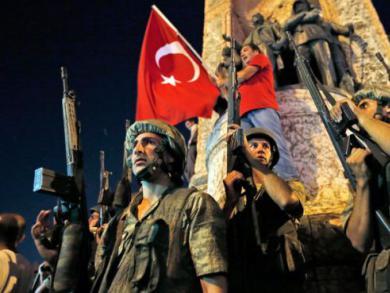 顾正龙:未遂政变对土耳其内外政策将产生深远影响
