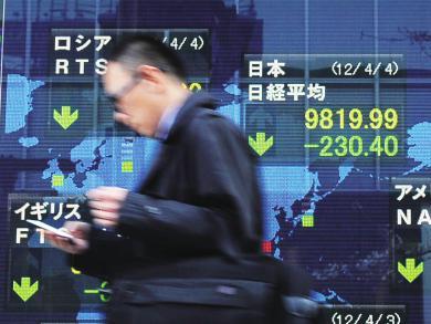 徐长文:日本经济走势不容乐观