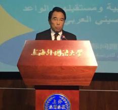 沈国放出席中阿友好合作与发展研讨会