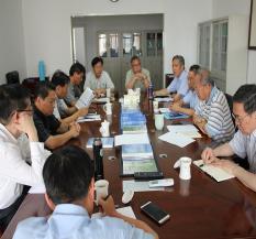 基金会召开第六届理事会第7次会议