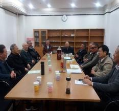 3月7日,亚太中心和美国中心举办研讨会