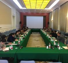 10月14日,俄罗斯中亚东欧研究中心举行情况通报会