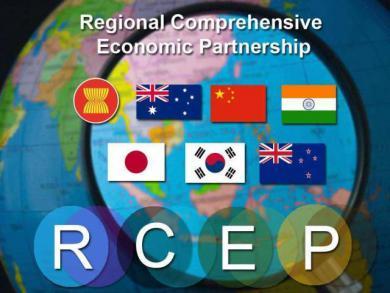 """吴正龙:RCEP:打造多边自由贸易机制""""新高地"""""""