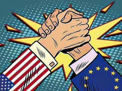 张林初:美国接连废约退群,欧美关系持续恶化